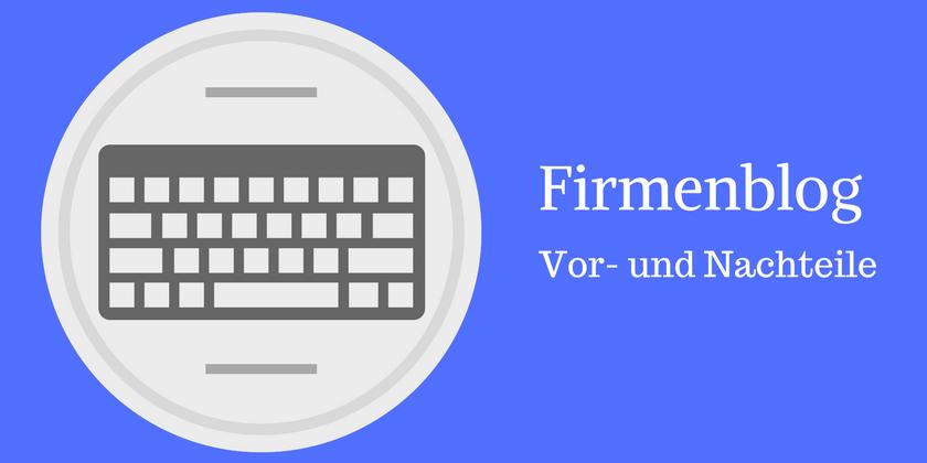 Firmenblog
