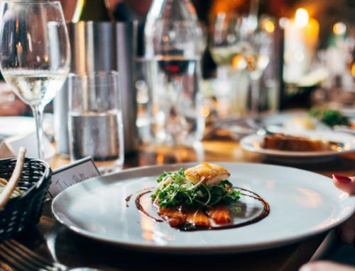 Wie sollte eine gute Restaurant-Website gestaltet sein?