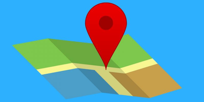 Lokale Firmenwebsite