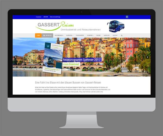 Gassert Reisen