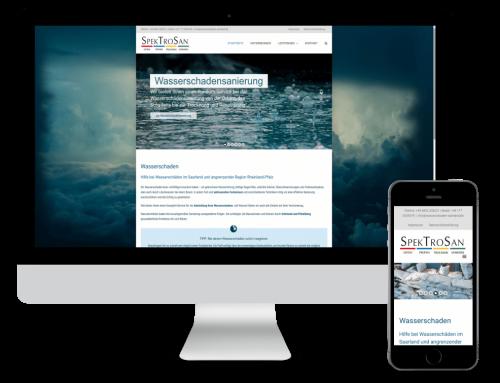Wasserschaden Saarland – Spektrosan