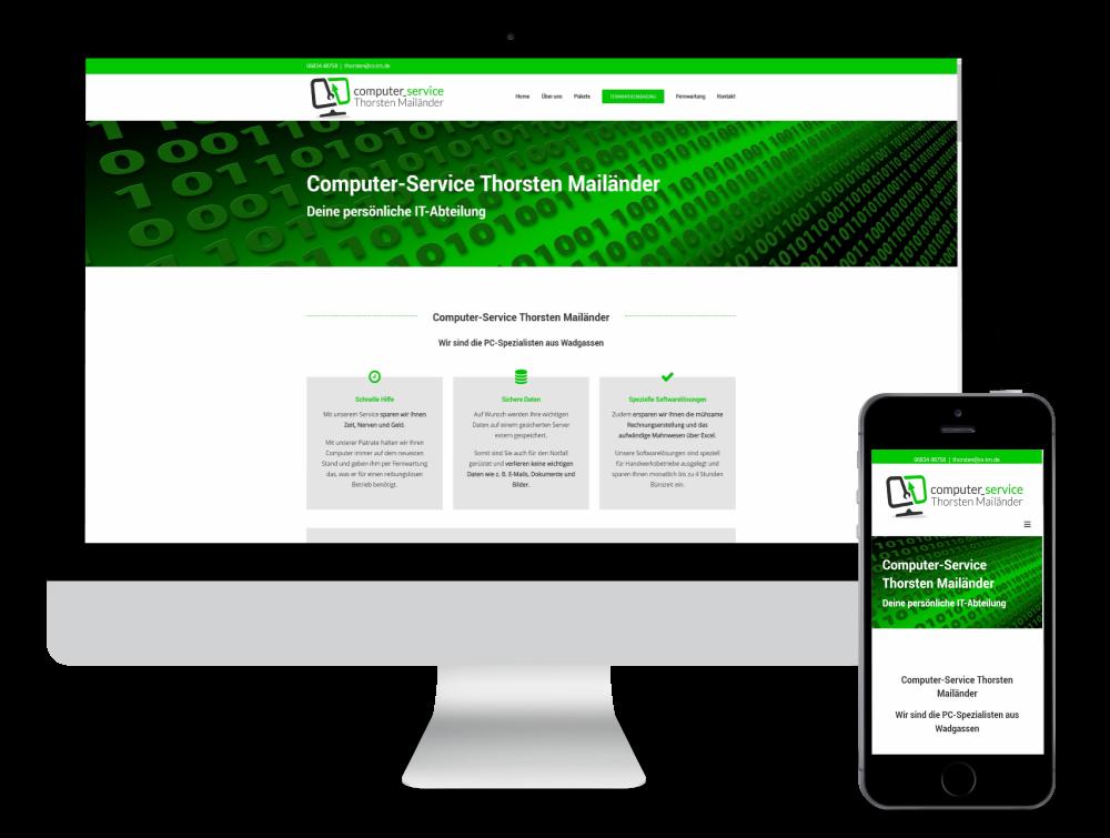 Computerservice Saarland