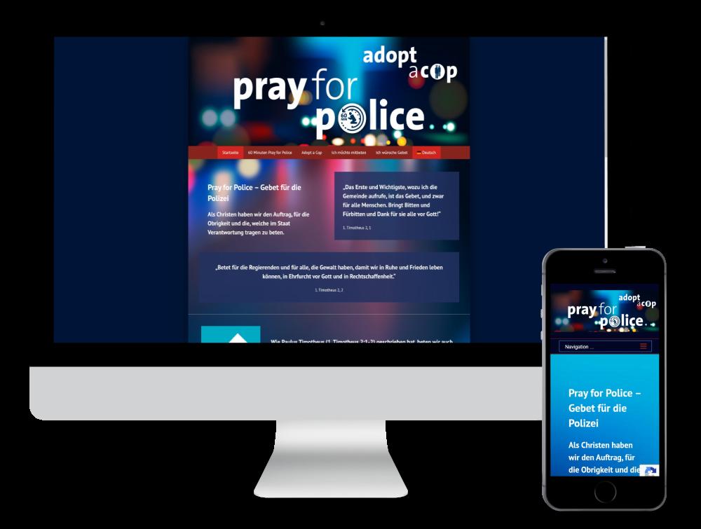 PrayforPolice